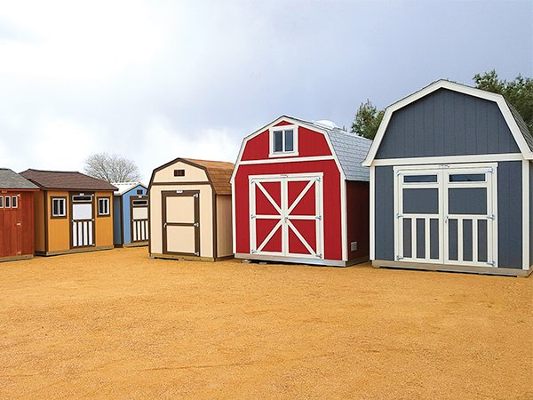 shed building kits lowes outdoor buildings tuff shed cabins