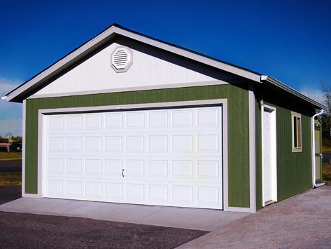 premier pro ranch garage tuff shed. Black Bedroom Furniture Sets. Home Design Ideas