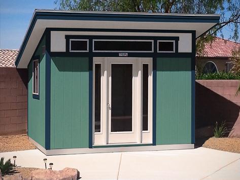 premier pro studio tuff shed