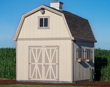 Premier Ranch Tuff Shed