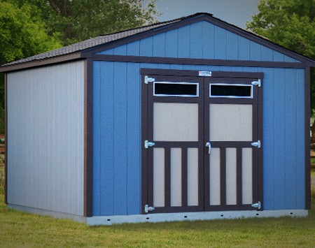 Premier Pro Tall Ranch Tuff Shed