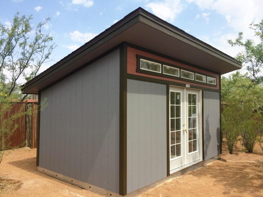 utility buildings sheds interior extra height mov dura built shed w