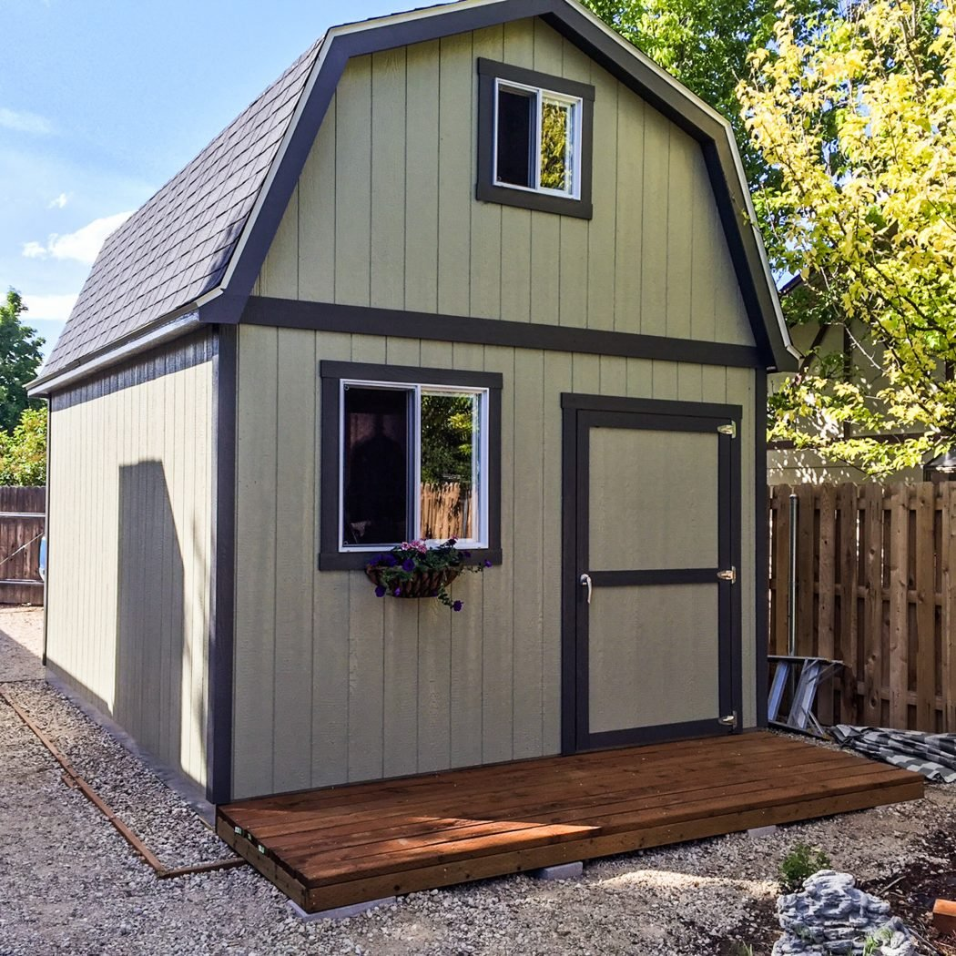Storage sheds portland tuff shed oregon storage buildings for Tuff sheds