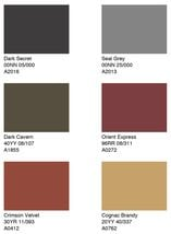 designer paint colorsNew Designer Paint Colors  Tuff Shed