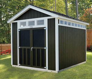 New Transom Window Option Tuff Shed