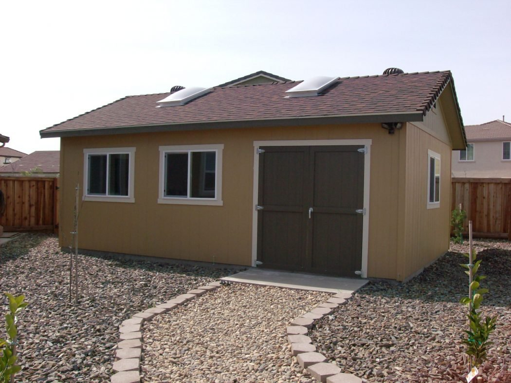 Storage sheds albuquerque tuff shed new mexico for Tuff sheds