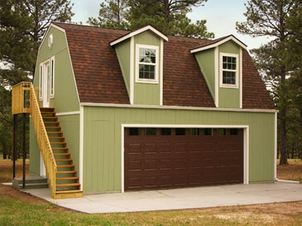 Garage Construction Denver Littleton Storage Sheds