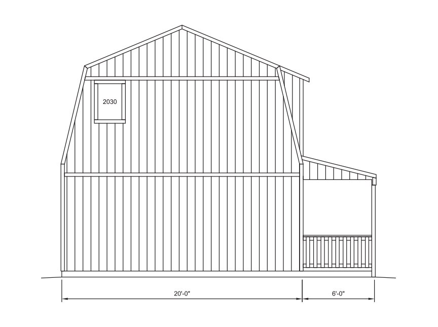 The Roaring Fork Tuff Shed
