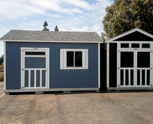 Tuff Shed Door Options - Tuff Shed