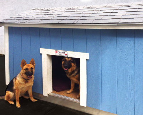 March 2015 shed of the month tuff shed for Tuff shed dog house