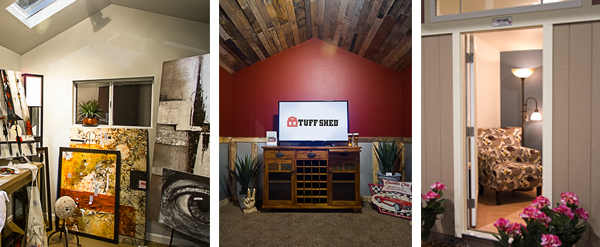 Living In A Tuff Shed - Rigakublog com -