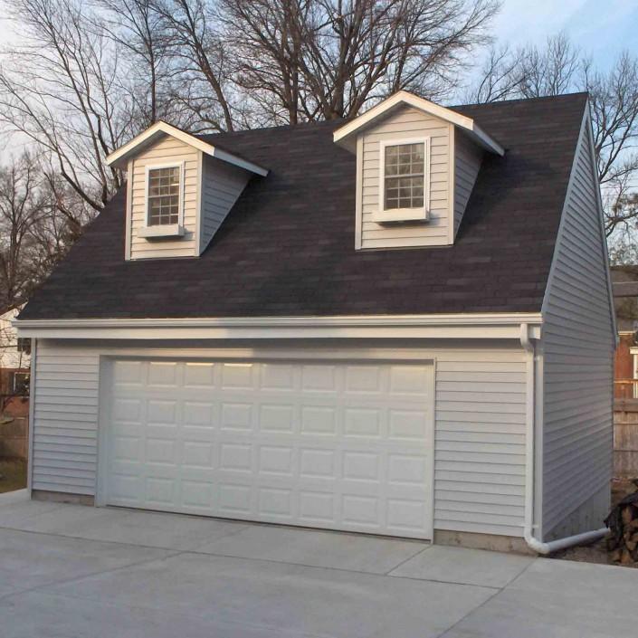 Custom build tuff shed for Garage louis vincennes
