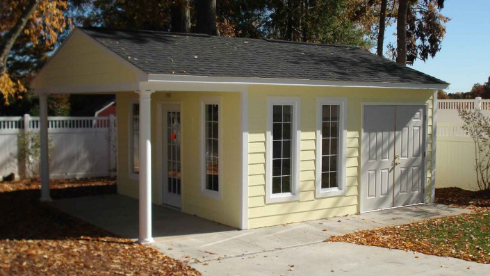 custom build tuff shed