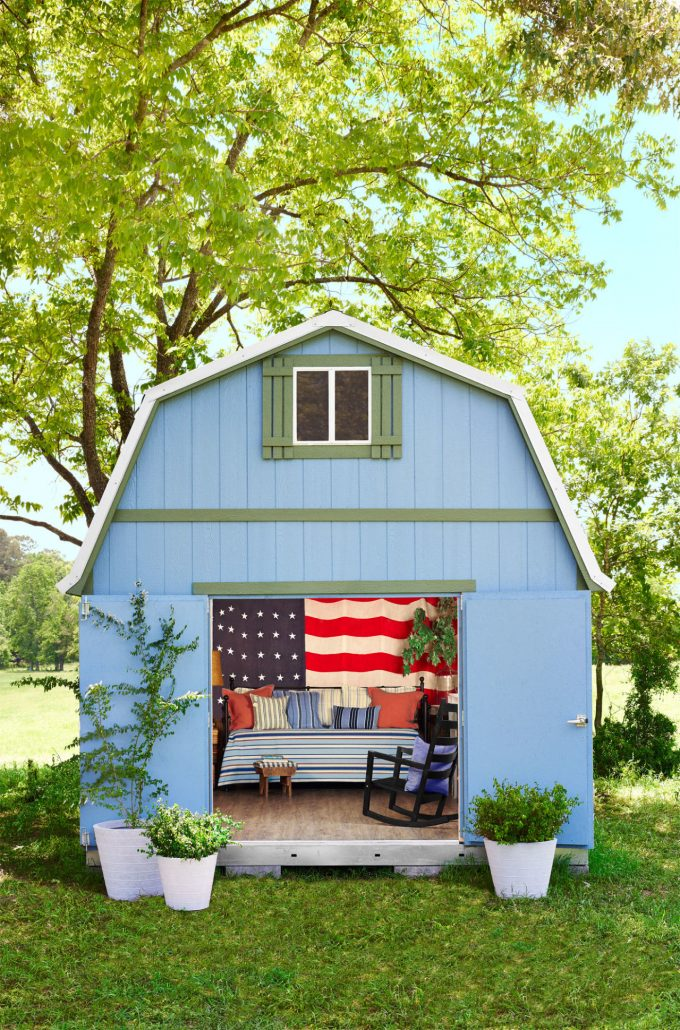 More on the She Shed Tuff Shed
