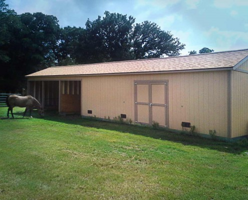 14x54-Pro-Tall-Ranch-Loafing-Shed-Austin-1