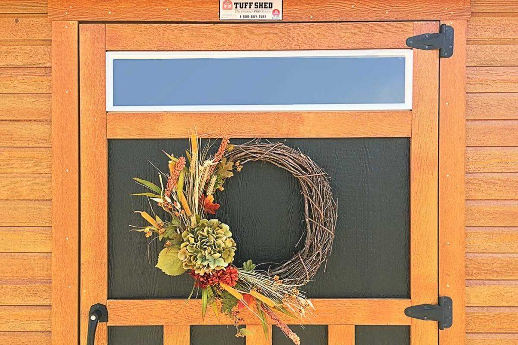 Wreath-On-Door