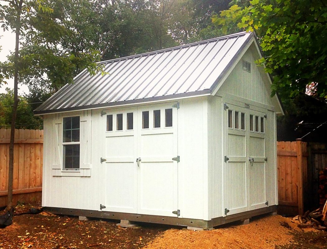 A case of shed envy tuff shed for Shed roofs