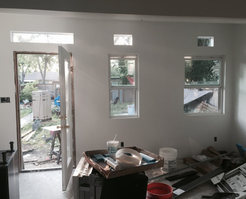 Drywall Installation and Interior Paint