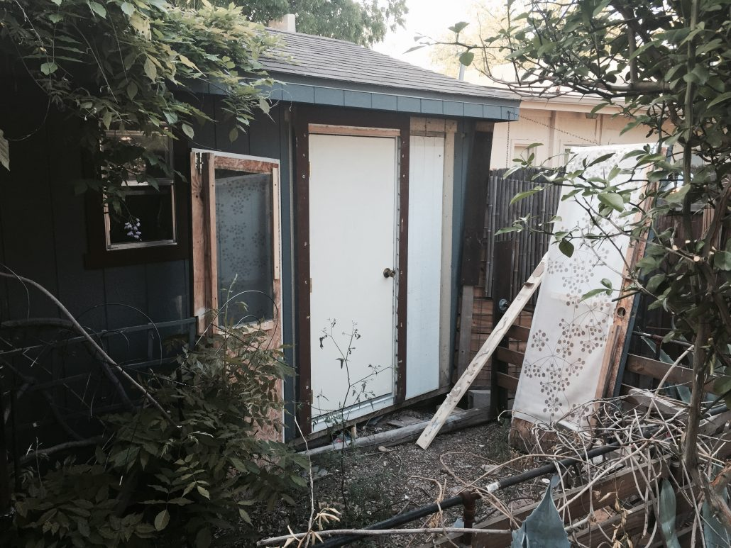 ^ One's Not nough, Part 1 - uff Shed