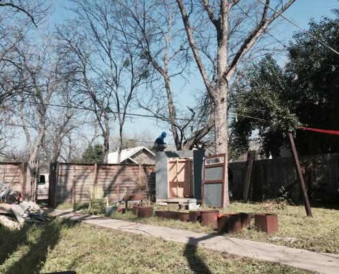 Building the Garden Hutch