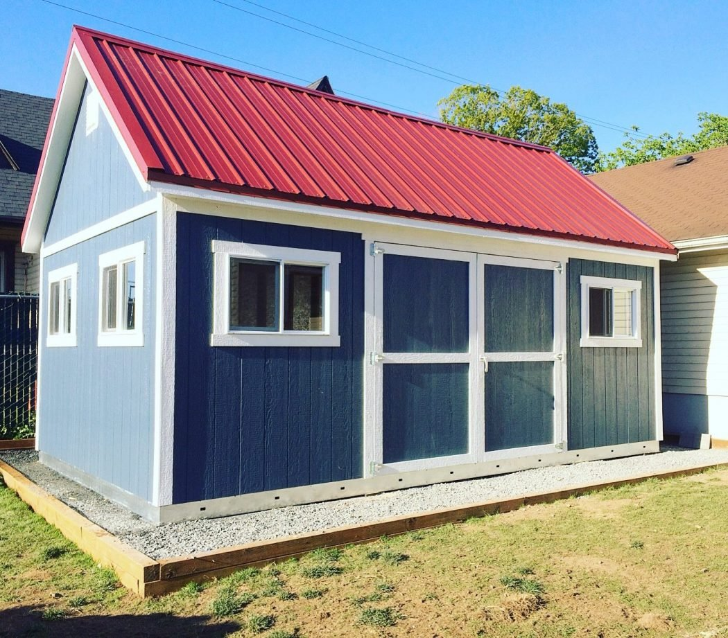 Storage Sheds Atlanta #8 - Tuff Shed