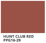 Hunt Club Red PPG