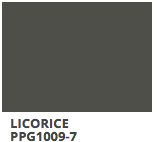 Licorice PPG
