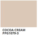 Cocoa Cream PPG