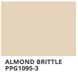 Almond Brittle PPG