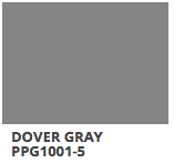 Dover Gray PPG