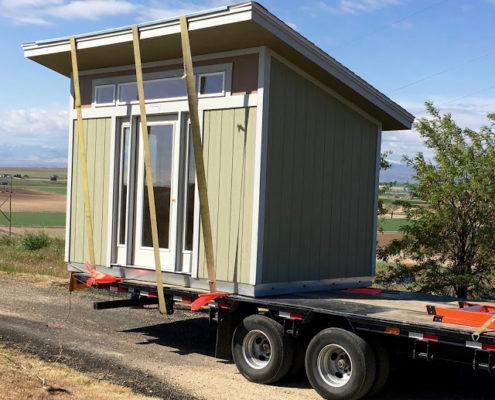 the solar studio tuff shed