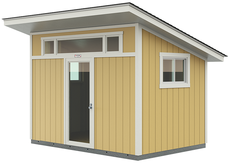 TUFF SHED Introduces the Pro Studio Building Tuff Shed