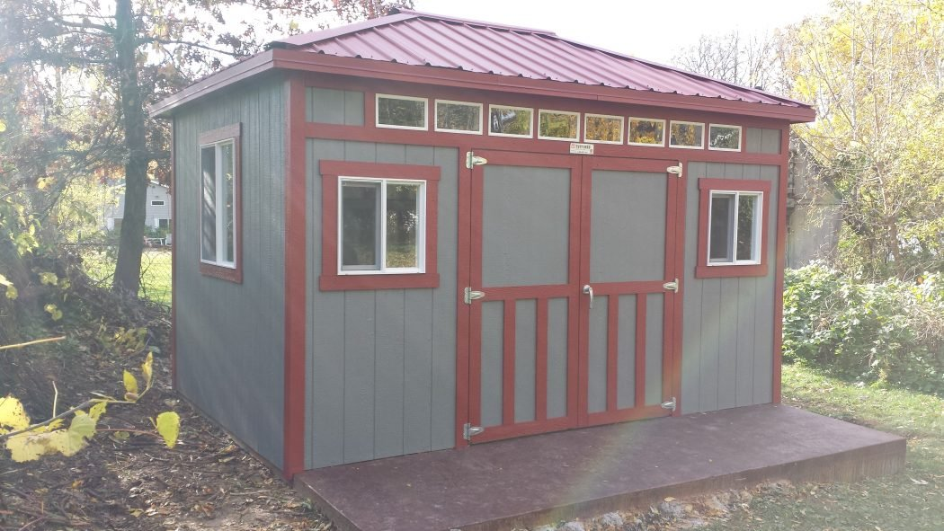 Tuff Shed has been Americau0027s leading supplier of storage buildings and garages for the past 30 years. We are committed to providing quality products and ... & Storage Sheds Mobile - Storage Buildings Alabama - Tuff Shed