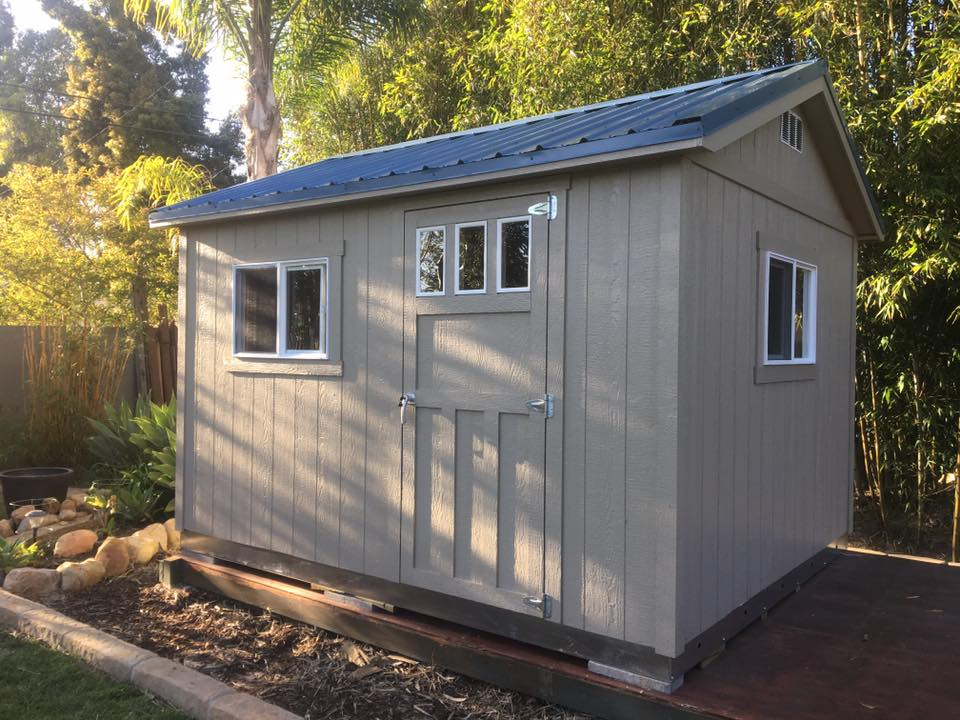 Garden Sheds Florida storage sheds miami - tuff shed florida storage building