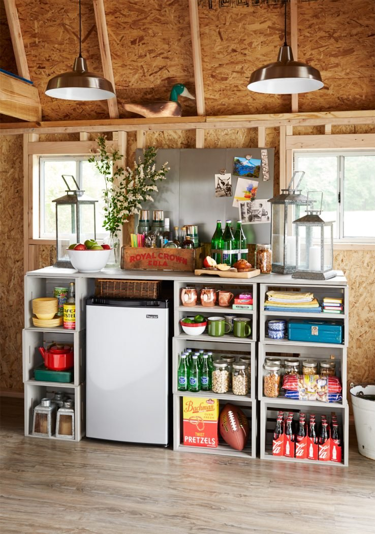 The Perfect Party Space Tuff Shed