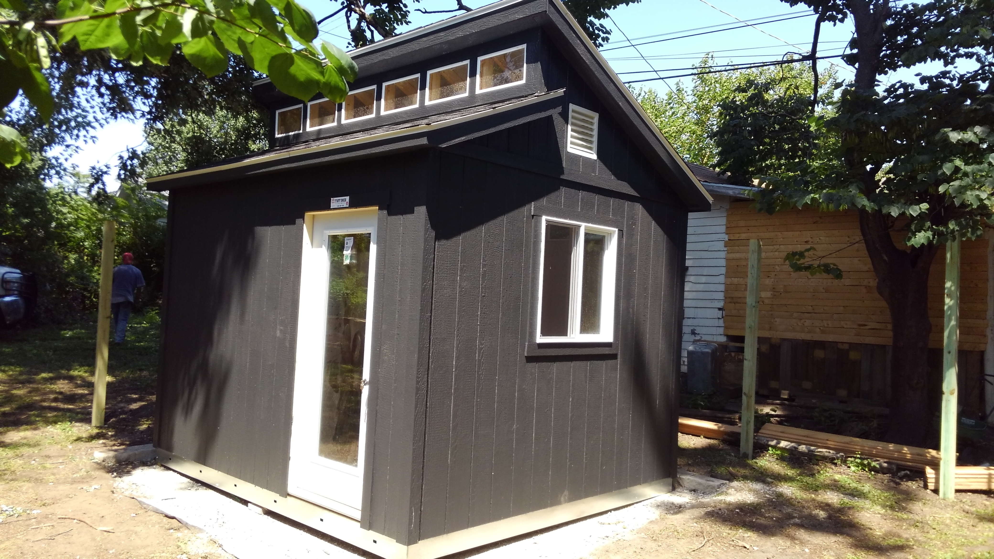 storage watch a buy assembly thatnub with youtube shed arrow sheds