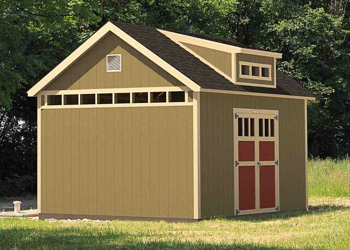 Gallery tuff shed for Tuff sheds