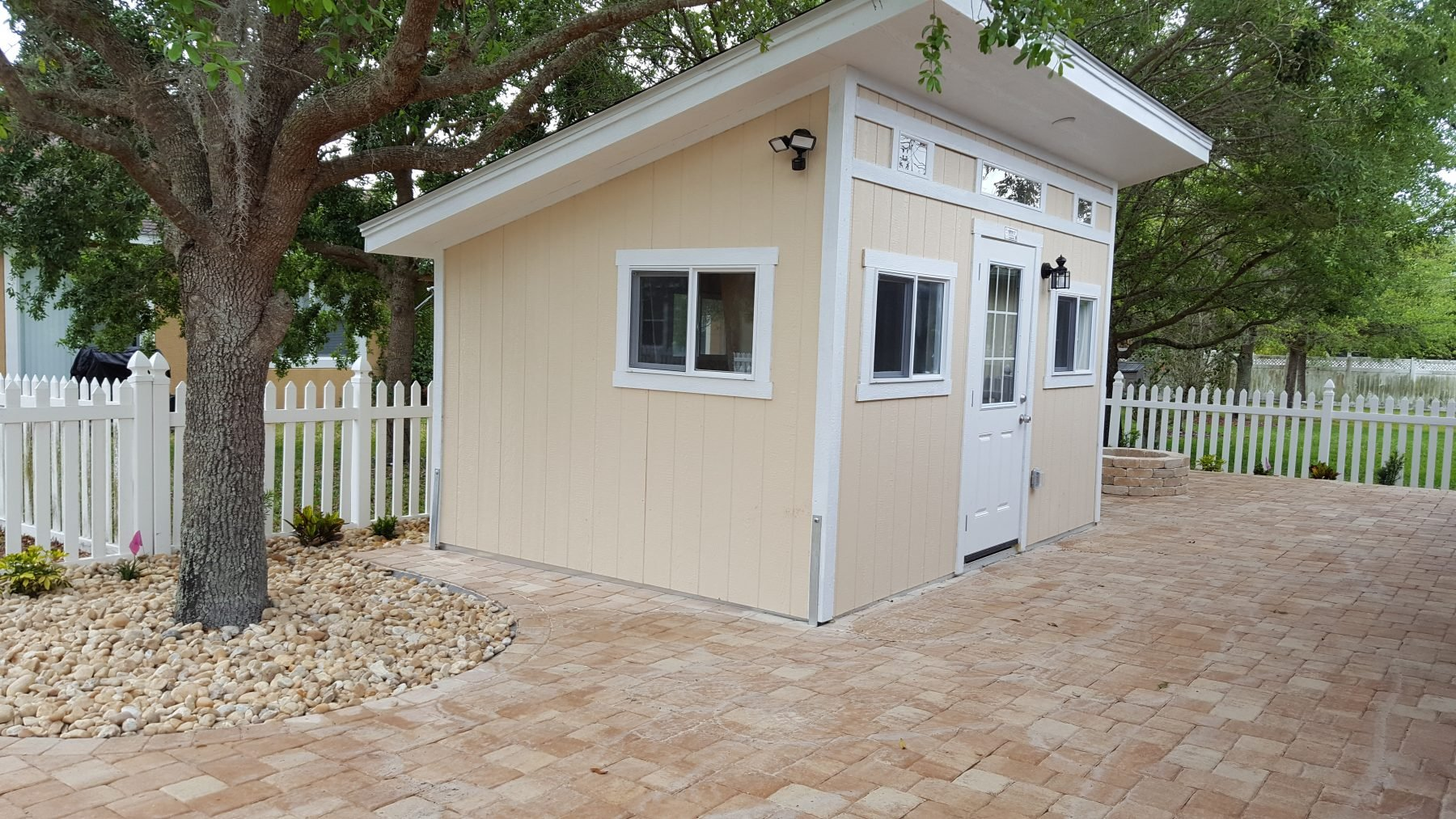 Todd's Studio Workshop - Tuff Shed